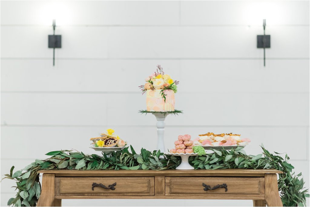 weddings of west texas dessert bar