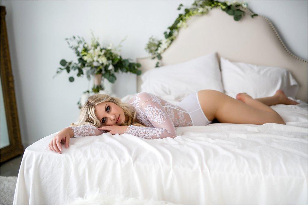 midland bridal boudoir photography
