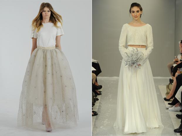 Wedding Dress Trends - Fall 2015