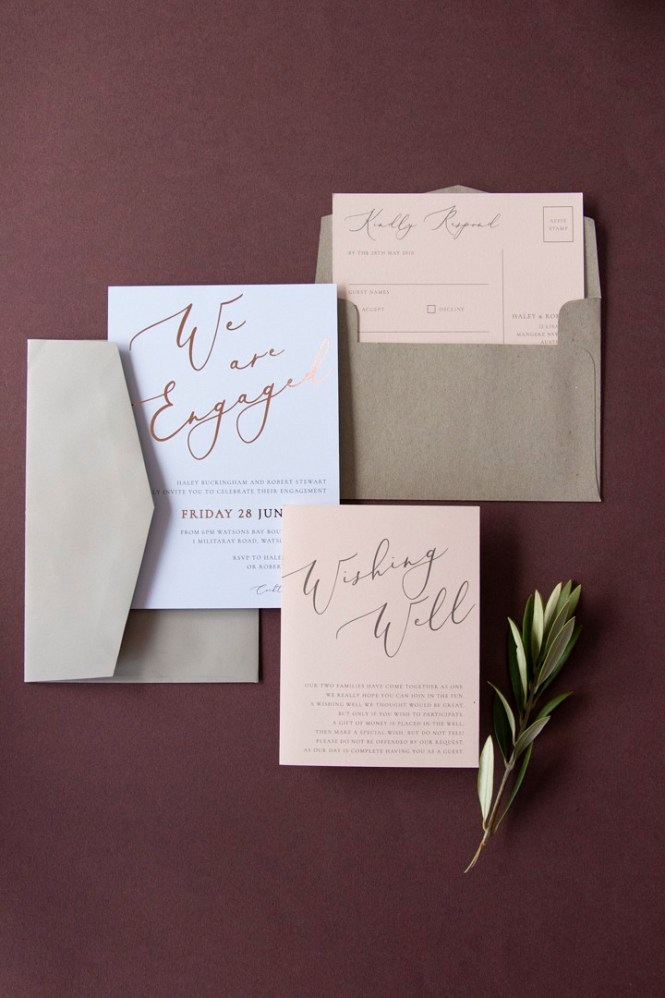 Top 6 Wedding Stationery Mistakes