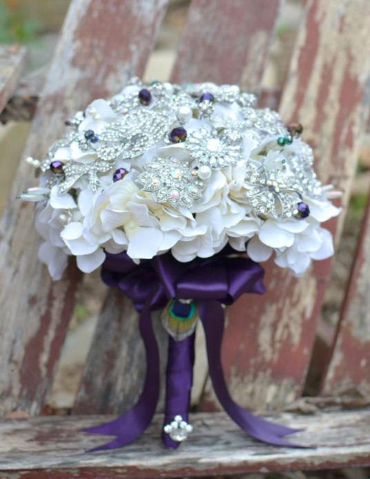 Unique Wedding Bouquets Ideas