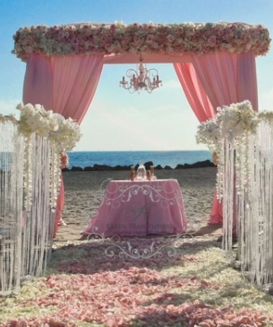Pictures Gallery Of Diy Wedding Arch Decorating Ideas