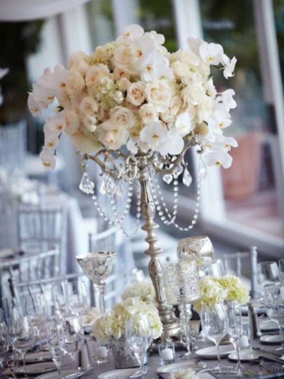 White Amp Silver Themes Archives Weddings Romantique