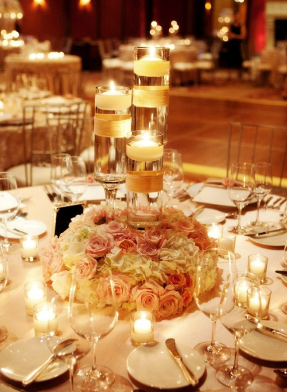 Table Decorations For Wedding Receptions Ideas On With Crystal Weddings 30 17