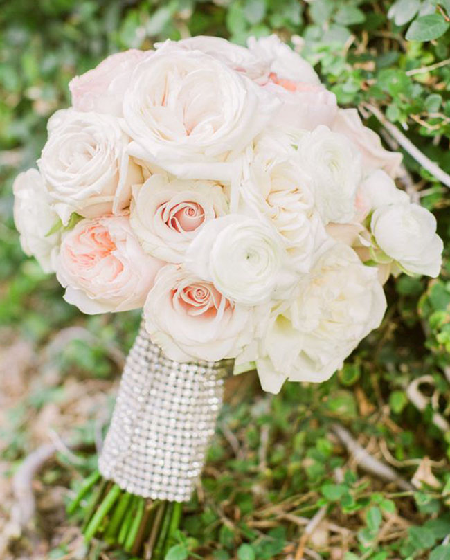 Blush Pink Bouquet _Elyse Hall Photography