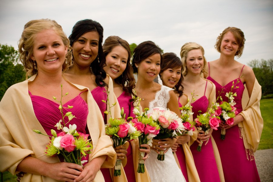 How to Choose Bridesmaid's Dress - Full Guide7