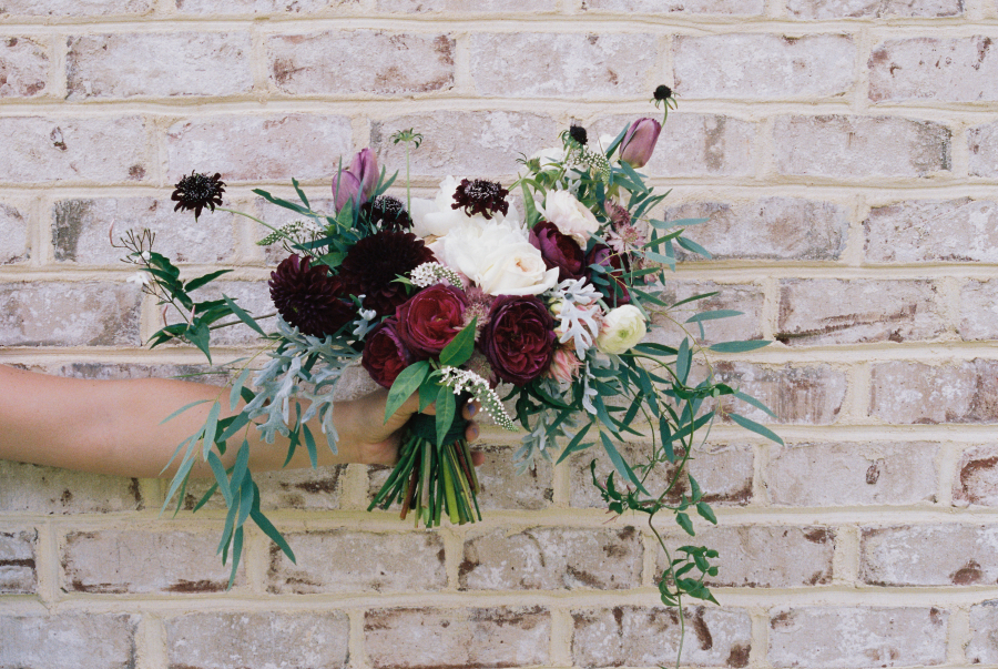 The Makings of Your Perfect Bridal Bouquet