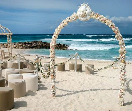 Top 10 Amazing Beach Wedding Ideas2