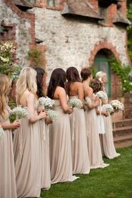 Bridesmaids 2 Elegant