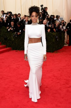 Rihanna in Stella McCartney