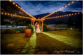 Columbia Gorge Wedding