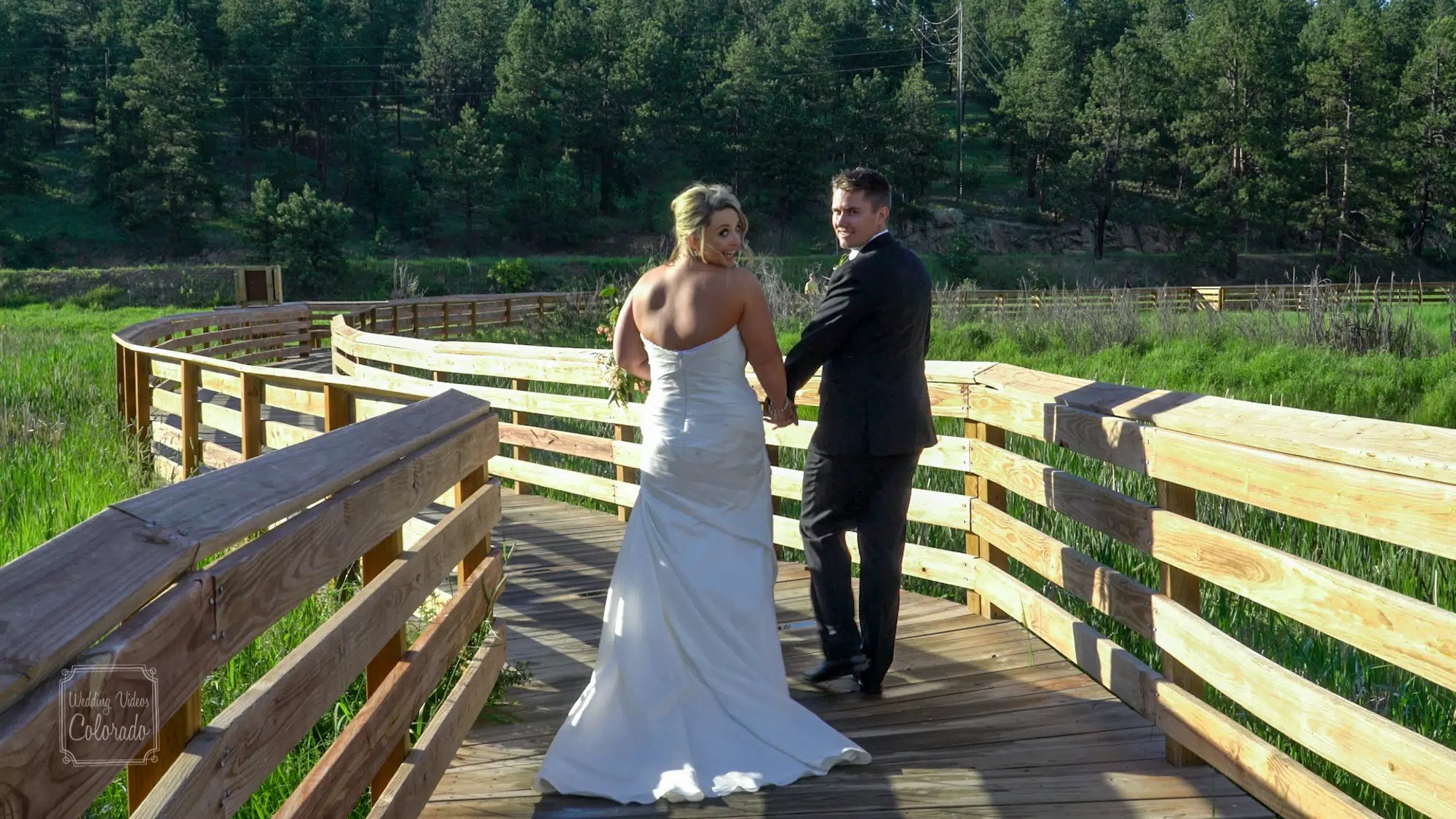 Evergreen Lake House Wedding Highlights Video