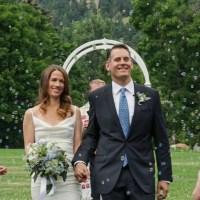 Melissa & Noah at Chautauqua Green, Boulder   Wedding Ceremony Video