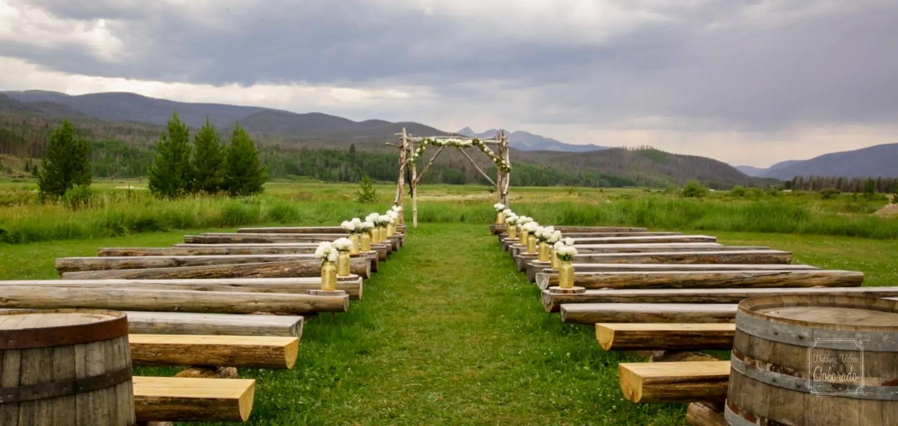 Winding River Ranch Wedding