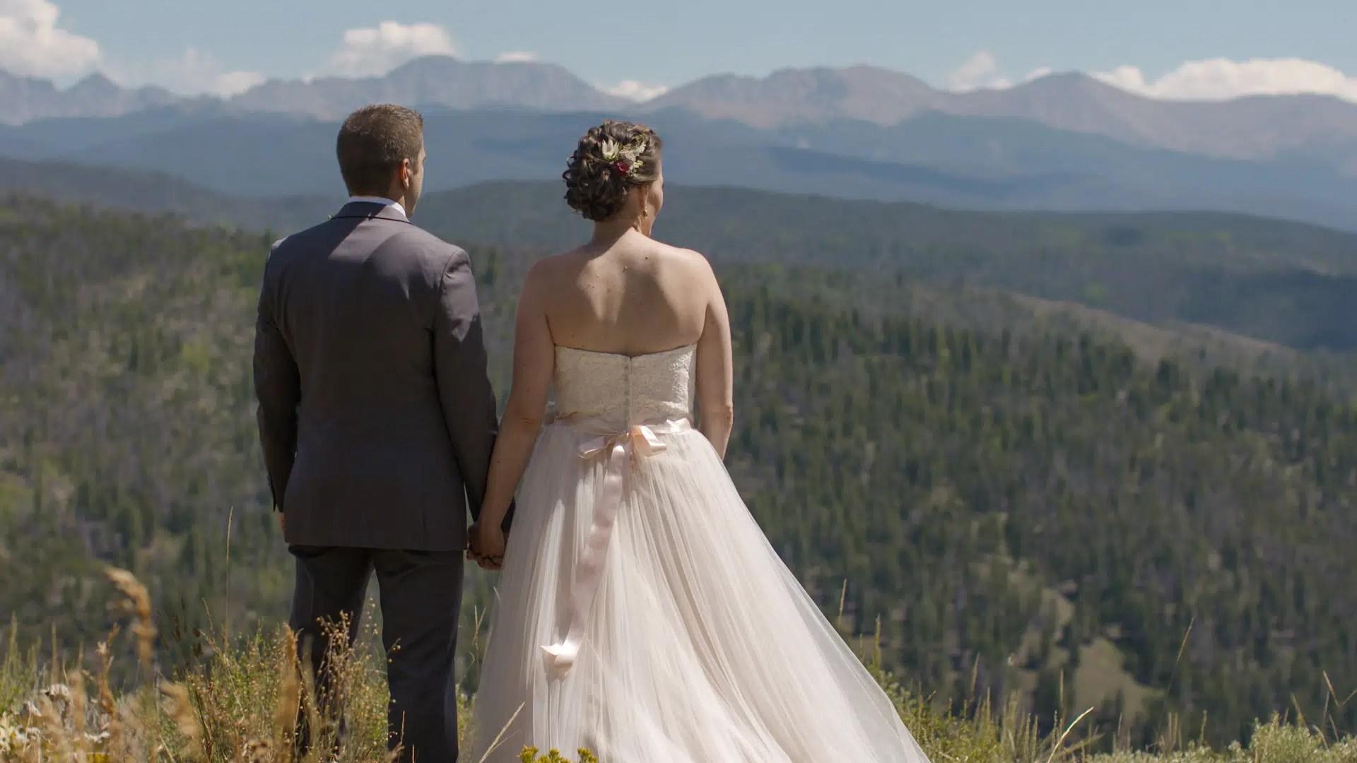 Ellen & Nathan Wedding Still