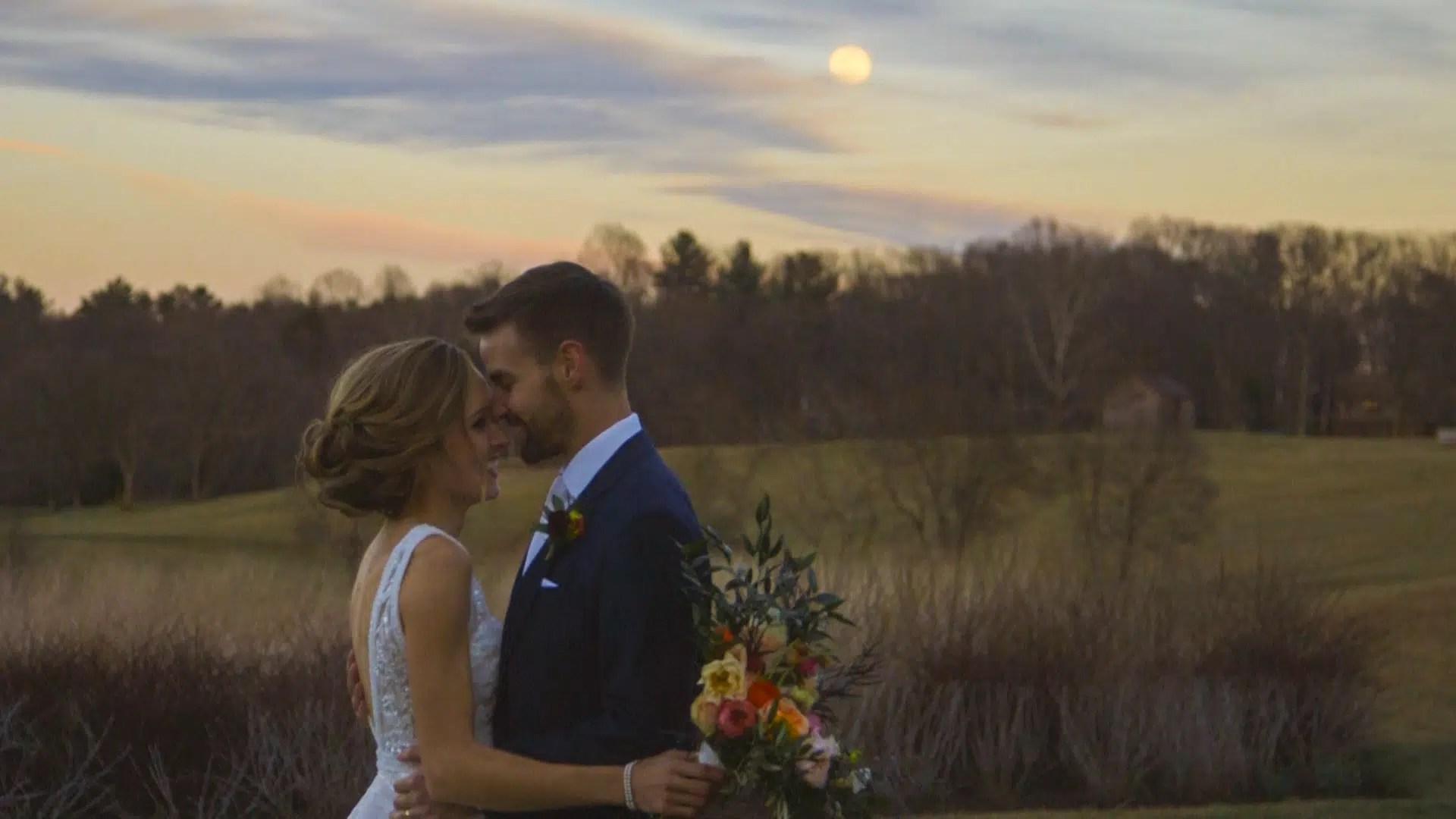 Ben & Dominique Wedding at Early Mountain Vineyard, Virginia