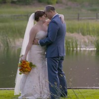 Jenn & Tim at Arrowhead Golf Club, Littleton, Colorado