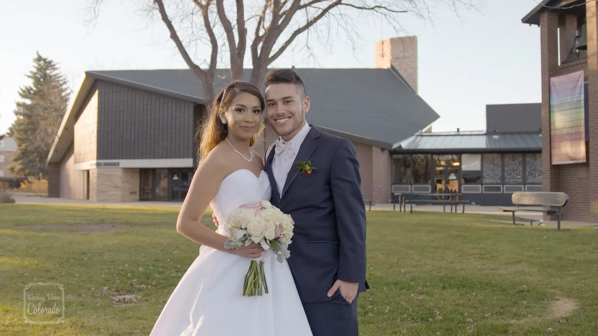 longmont wedding video colorado
