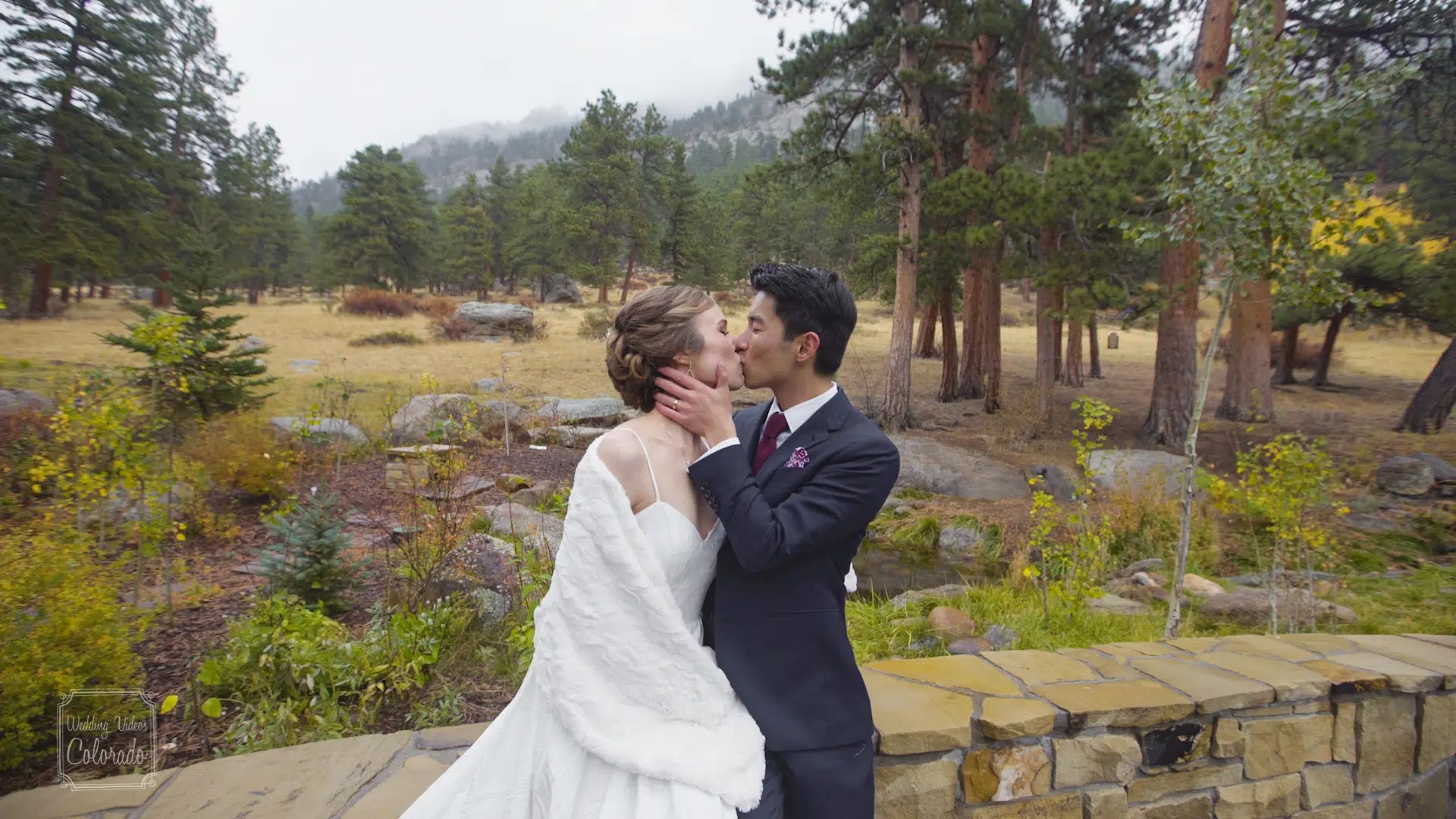 della terra mountain chateau wedding video