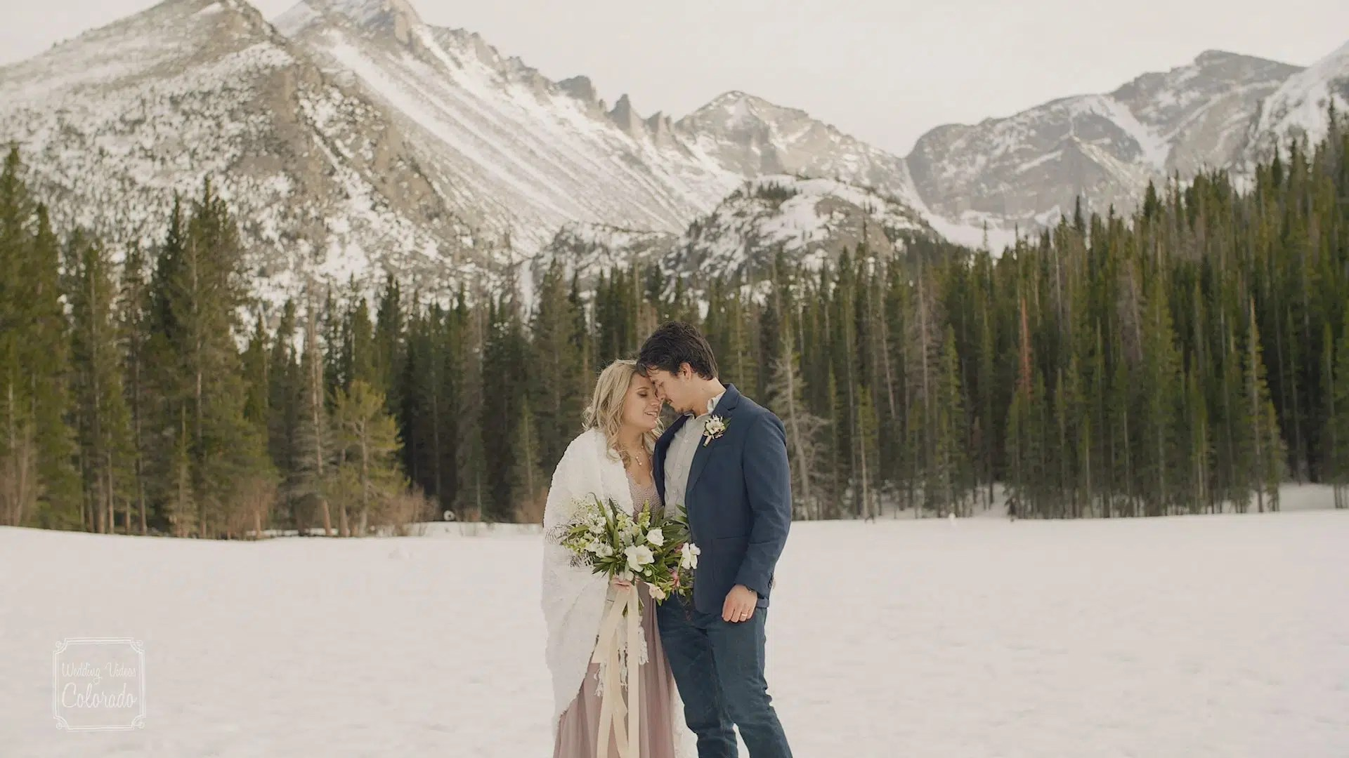 bear lake elopement elope wedding