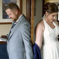 Matthew & Rachael's Intimate Wedding at The Getaway