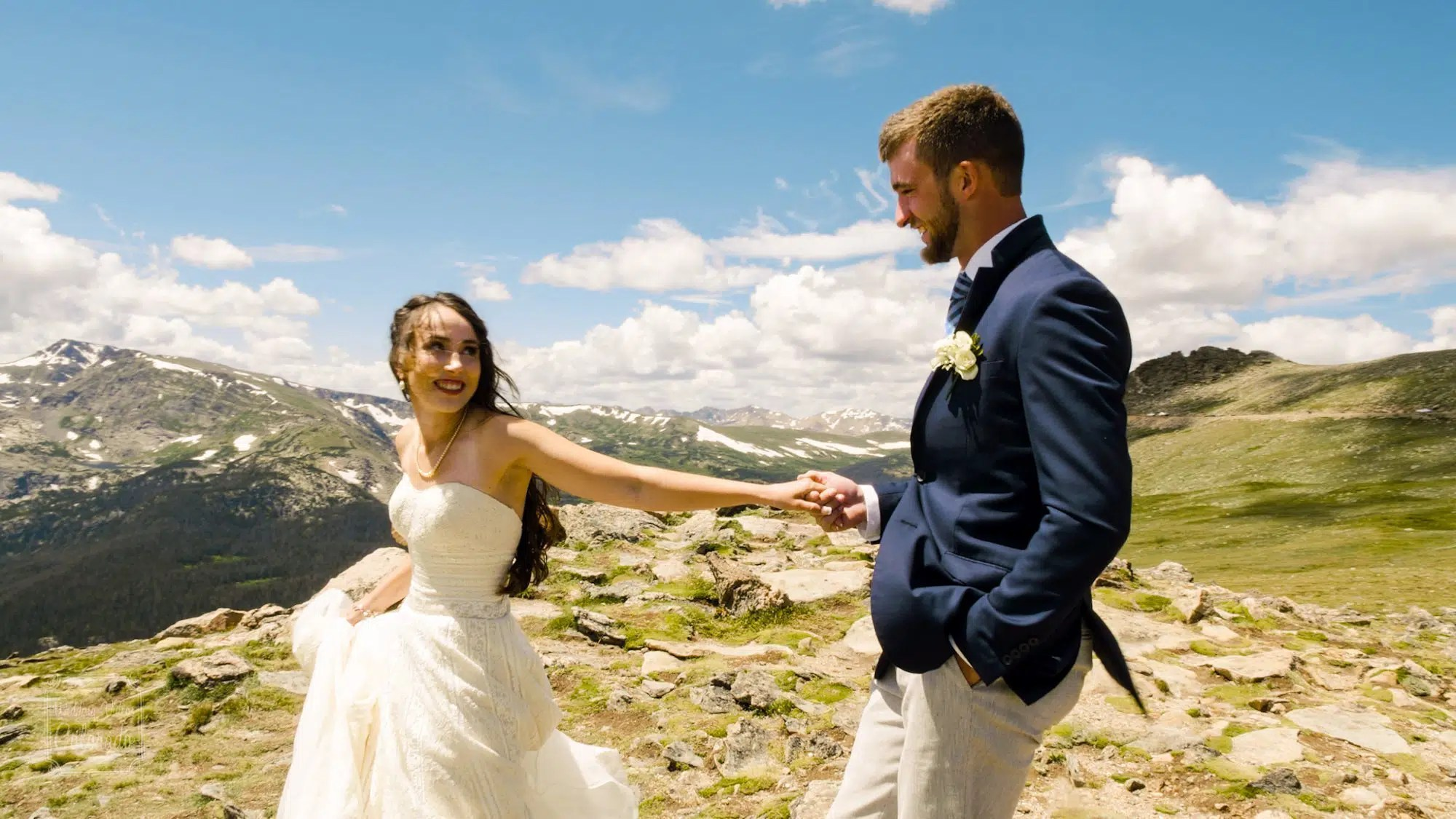 Chris Kerrigan Rocky Mountain Estes Park Wedding Video