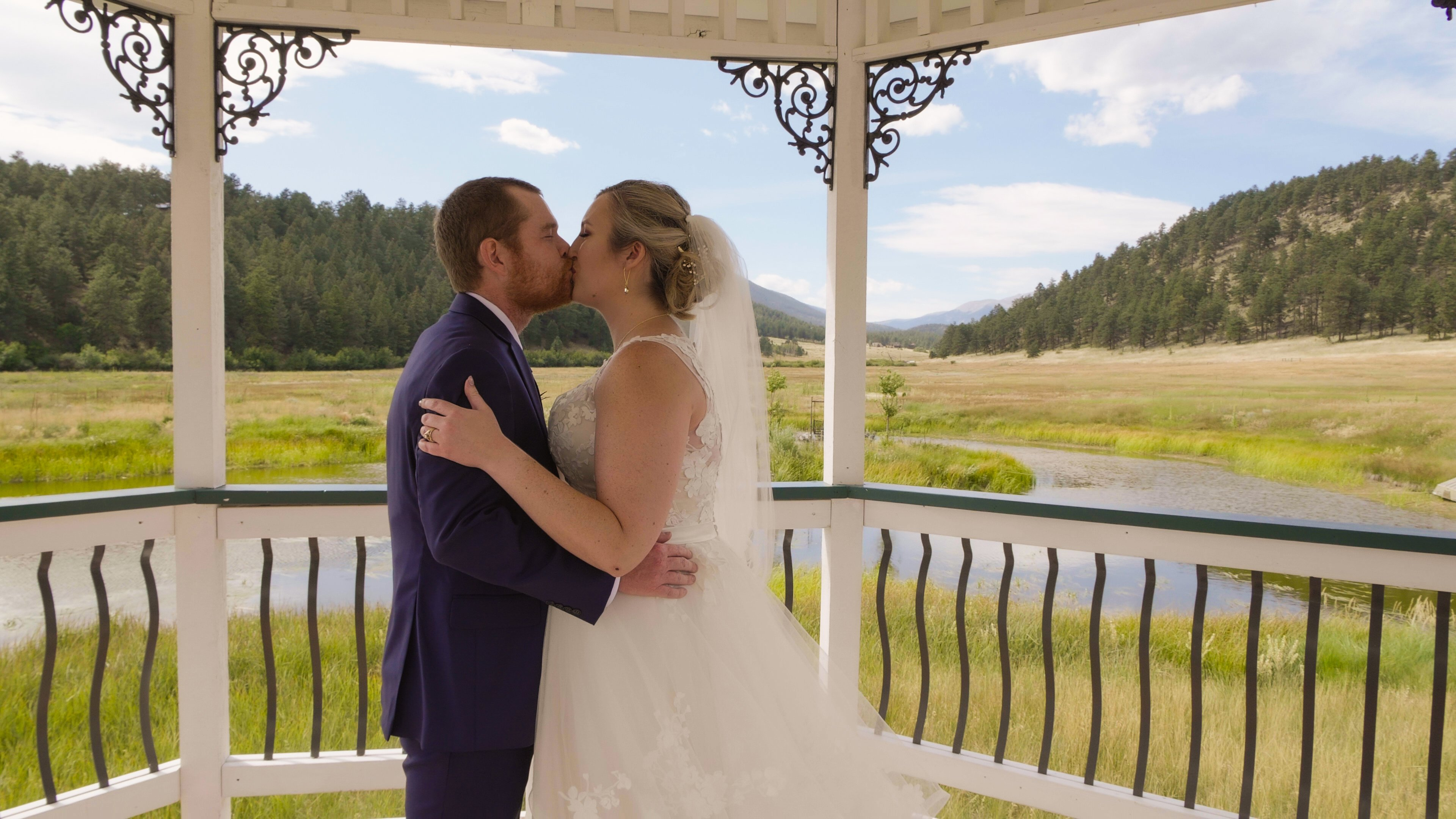 intimate love wedding videography