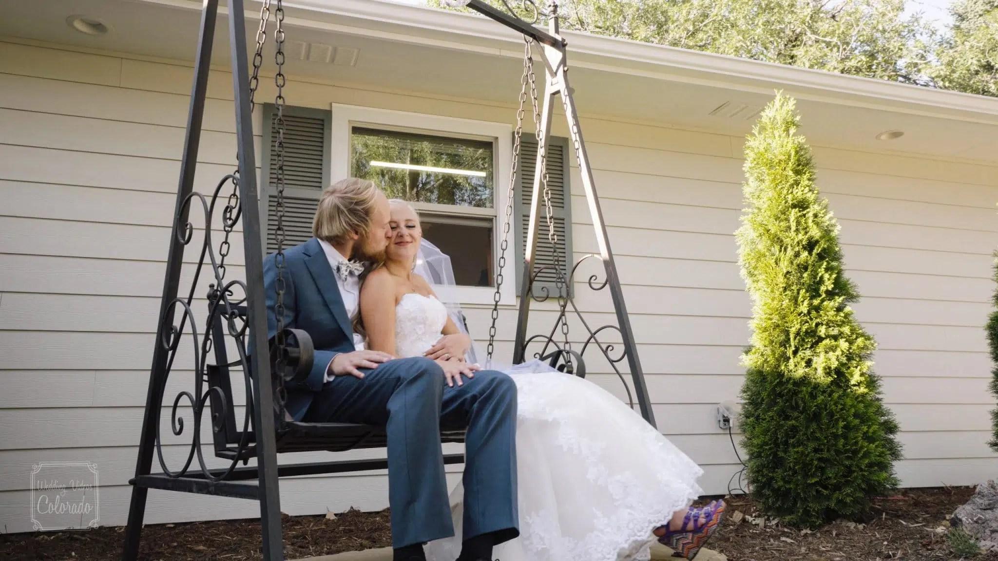 Brian Lorien Wedding video colorado