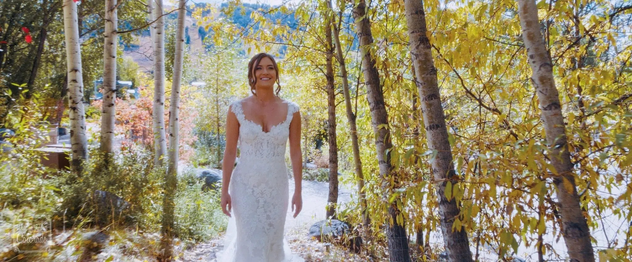 Neil Audrey Wedding Video Aspen Colorado