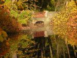 Brücke über den Sperlingssee an der Windhuker Str./Petersallee