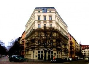 Ecke Prinz-Eugen- /Adolfstraße