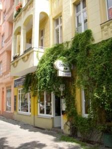 Das Restaurant in der Brüsseler Str. 39 (Quelle: M.Martino)