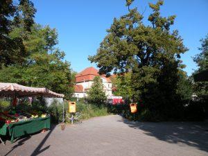 Augustenburger Platz