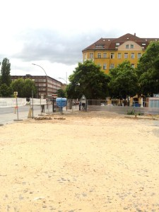 Umbau Leopoldplatz