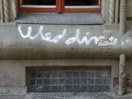 Wedding Graffiti