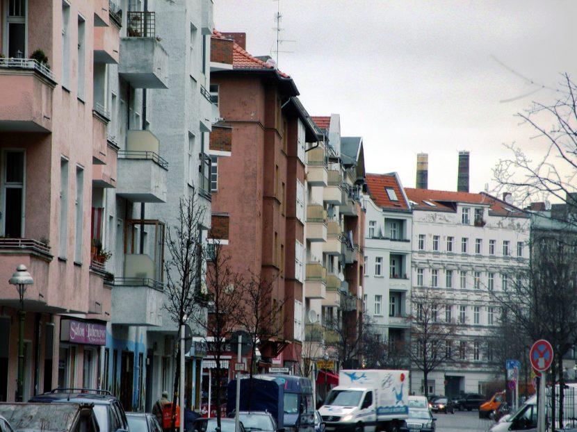 Die Amsterdamer Straße