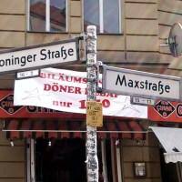 Weddinger Straßennamen: Fernweh inklusive