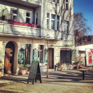 Cafe Auszeit Nordufer
