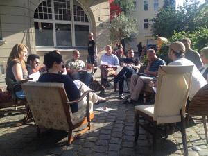 Redaktionssitzung WW