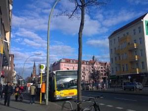 Prinzenallee Bus M 27