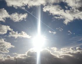 Die Sonne scheint auch auf Menschen mit dummen Worten