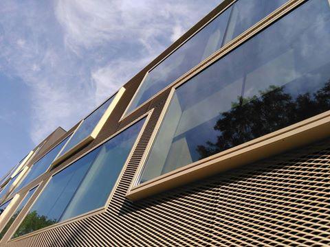 Schiller Bibliothek Fassade