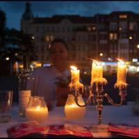 Diner en blanc: Die weiße Nacht im Wedding
