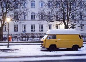 Der Bus, der über die Weddingweiser Pinnwand wiedergefunden wurde