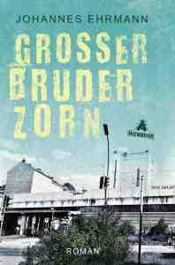"""""""Großer Bruder Zorn"""" von Johannes Ehrmann. Grafik: Eichborn Verlag."""