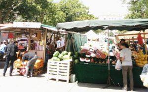 Wochenmarkt Genter Str