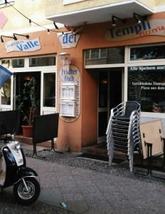 Valle dei Templi italienisches Restaurant