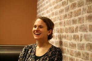 Direktkandidatin Maja Lasić (SPD). Foto Andrei Schnell