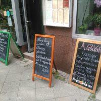 Mr. Hoang: Frisch und knackig am Nettelbeckplatz