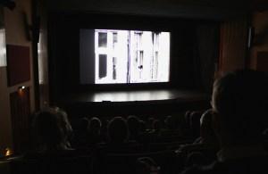 Filmvorführung im City Kino Wedding. Foto: Dominique Hensel